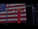 Спортивная гимнастика, одни из самых сложных и зрелищных элементов